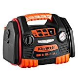 Best Jump Starters - Kinverch Portable Car Jump Starter 1000 Peak Amp Review