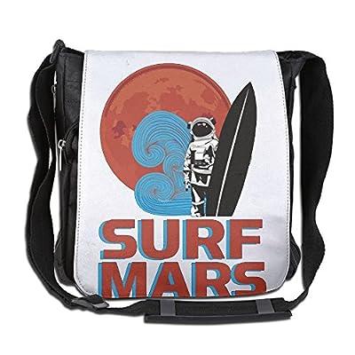 8a6a3fd710d9 Surf Mars Fashion Print Diagonal Single Shoulder Bag delicate - xn ...