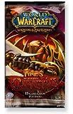 World of Warcraft Fires of Outland Paquet de cartes à collectionner En italien