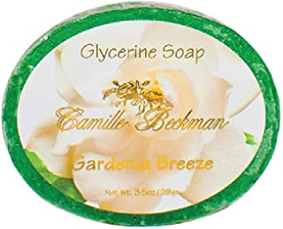 product image for Camille Beckman Glycerine Bar Soap, Gardenia Breeze, 3.5 oz