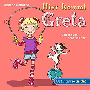 Hier kommt Greta Hörbuch