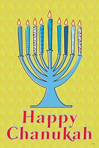 ArtEdge Happy Chanukah Poster Print
