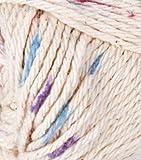 Spinrite Sugar's Cream Yarn Ombres, Super Size, Potpourri Print