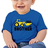 Unisex Baby Short Sleeve Big Brother Tee Shirt 18 Months - Best Reviews Guide