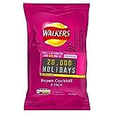 Walkers Crisps – Prawn Cocktail (6x25g)