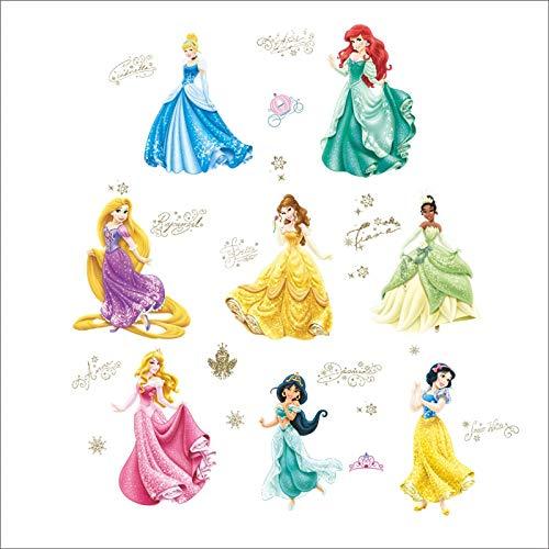 - Disney Princess Wall Stickers Royal Debut Peel and Stick Wall Decals Dancing Princess