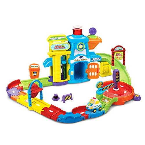 - VTech Go! Go! Smart Wheels Police Station Playset