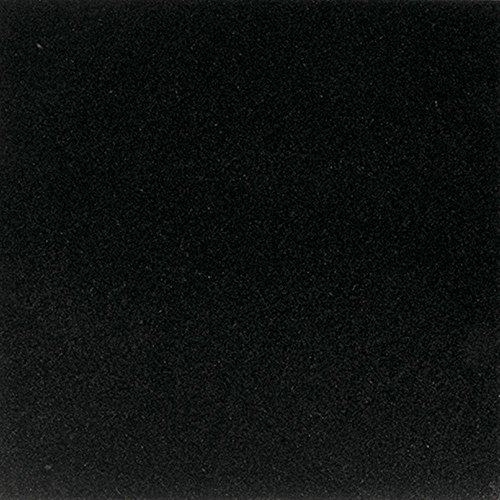 Absolute Black 18 in. x 18 in. Natural Stone Floor and Wall Tile (9 sq. ft. / case) ()
