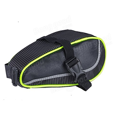 Bazaar LEADBIKE Bicycle Back Bag Satteltasche Kissenpaket Mountainbike Package