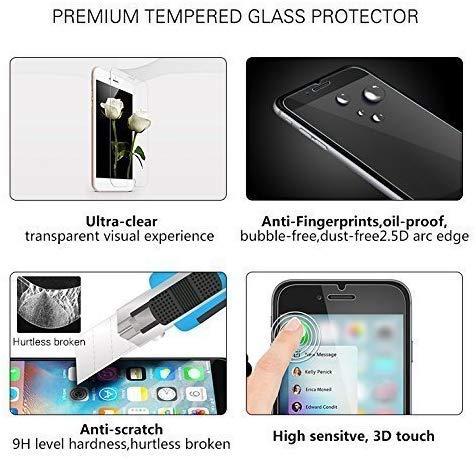 Anti-Rayures 1 Pi/èces Anti Rayures Haut D/éfinition Protection Ecran Film Protecteur 9H La Duret/é sans Bulles G/én/érique KOBSW Verre Tremp/é pour Huawei Honor 10