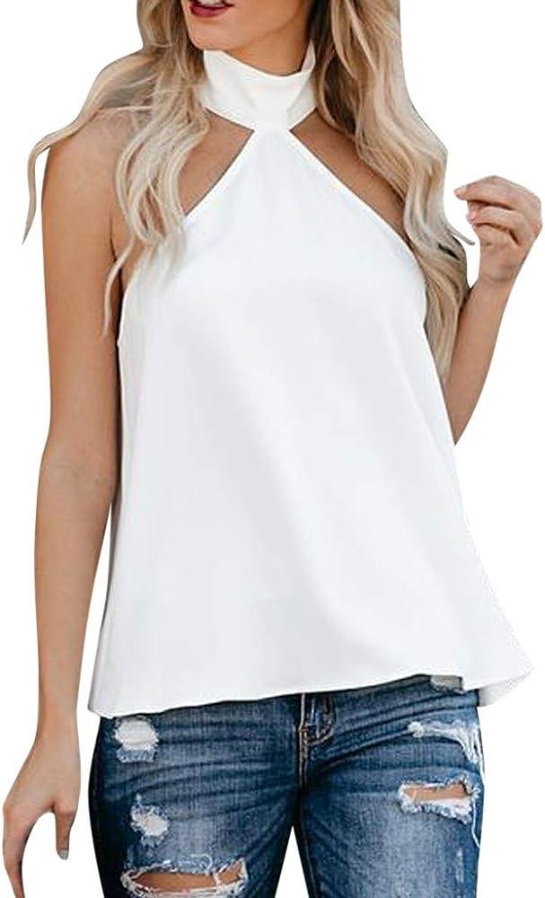 JiaMeng Camisetas Mujer Manga Corta Gatos Camiseta con Estampado De Gato para Mujer Camisetas Deporte Mujer Talla Grande Camisetas Tirantes Mujer Tallas Grandes Patrones Multiples 2019: Amazon.es: Ropa y accesorios