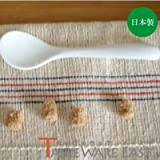 Table ware East Ceramic Soup Spoon (White)