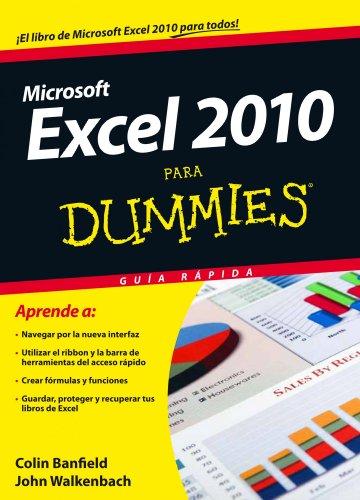 Excel 2010 para Dummies: Guia ra