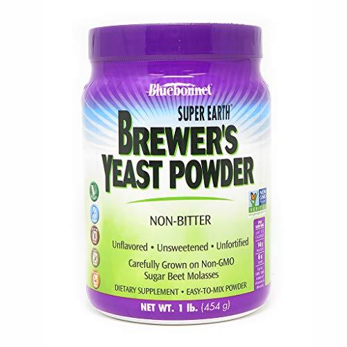 BlueBonnet Brewers Yeast Powder, 1 Pound