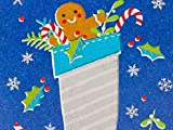 Amazon.com Gift Card in a Greeting Card -  Holiday Stocking Design