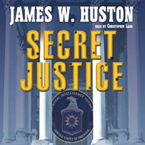 Secret Justice Audiobook