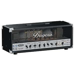 Bugera 6260 cabeza de amplificador de 120W 2 canales con válvula de reverberación