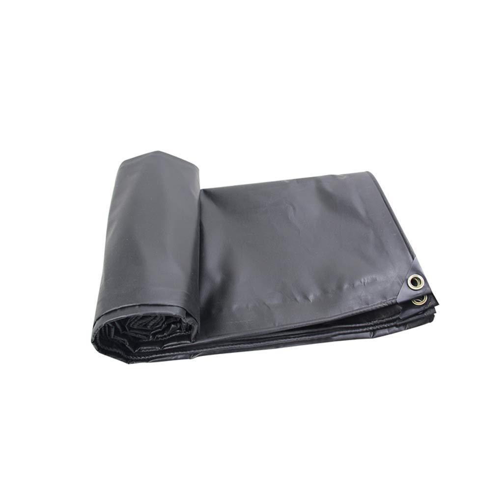 Plane LCSHAN Regenfestes Tuch Schwarze schwarzout Wasserdichte Sonnencreme Individuelle Multifunktion (größe   4  4m)