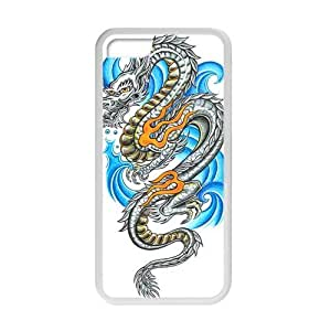 Welcome!Iphone 5C Cases-Brand New Design Dragon Printed High Quality TPU For Iphone 5C 4 Inch -04
