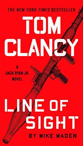Clancy Line Sight Jack Novel ebook product image