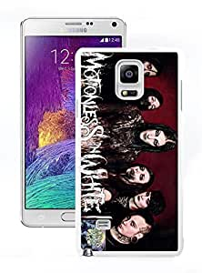 New Unique DIY Antiskid Skin Case For Samsung Note 4 Motionless In White Samsung Galaxy Note 4 White Phone Case 300