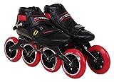 Ferrari Speed Skate, Black, Size 40