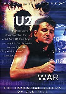 U2 - War (Rock Milestones)