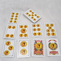 1 Puerto Rico Spanish Playing Cards 50 Baraja Espanola Briscas Naipes Tarot Deck