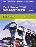capa de Mecânica Vetorial Para Engenheiros. Estática