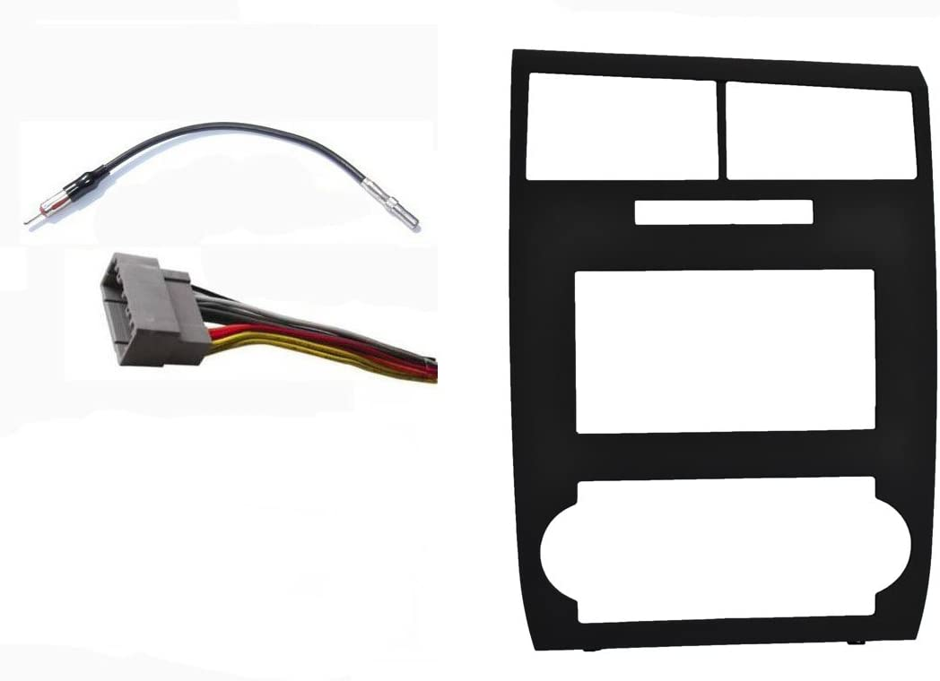 2007 Dodge Charger Radio Wiring