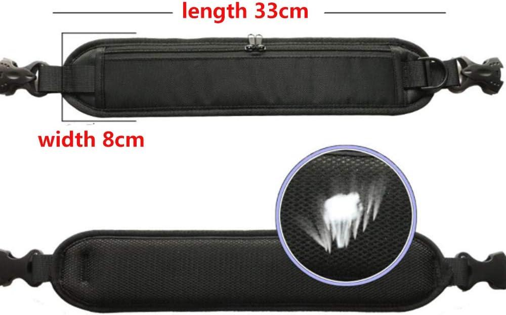 Adjustable Camera Shoulder Sling Strap,for Nikon Canon Sony Fuji DSLR Camera Anti-Slip Over Shoulder Camera Sling Strap Quick Release with Safety Tether