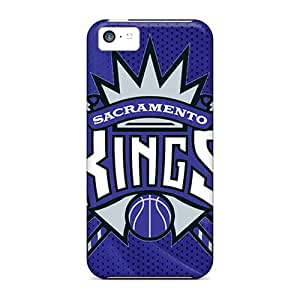 For Jsl979TwXr Sacramento Kings Protective Case Cover Skin/iphone 5c Case Cover