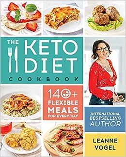 Amazon Fr The Keto Diet Cookbook Leanne Vogel Livres
