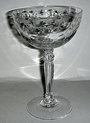 Fostoria Christiana Champagne/Sherbet ()