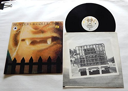 """Price comparison product image Hunters & Collectors HUNTERS & COLLECTORS - A&M Records1983 - USED Vinyl LP Record - Promo Version With Gold Stamp - Legendary Art Rockers - """"Towtruck"""" """"Talking To A Stranger"""" """"Run Run Run"""""""