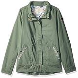 Roxy Big Girls' Falling Stars Jacket, Olive, 14/XL