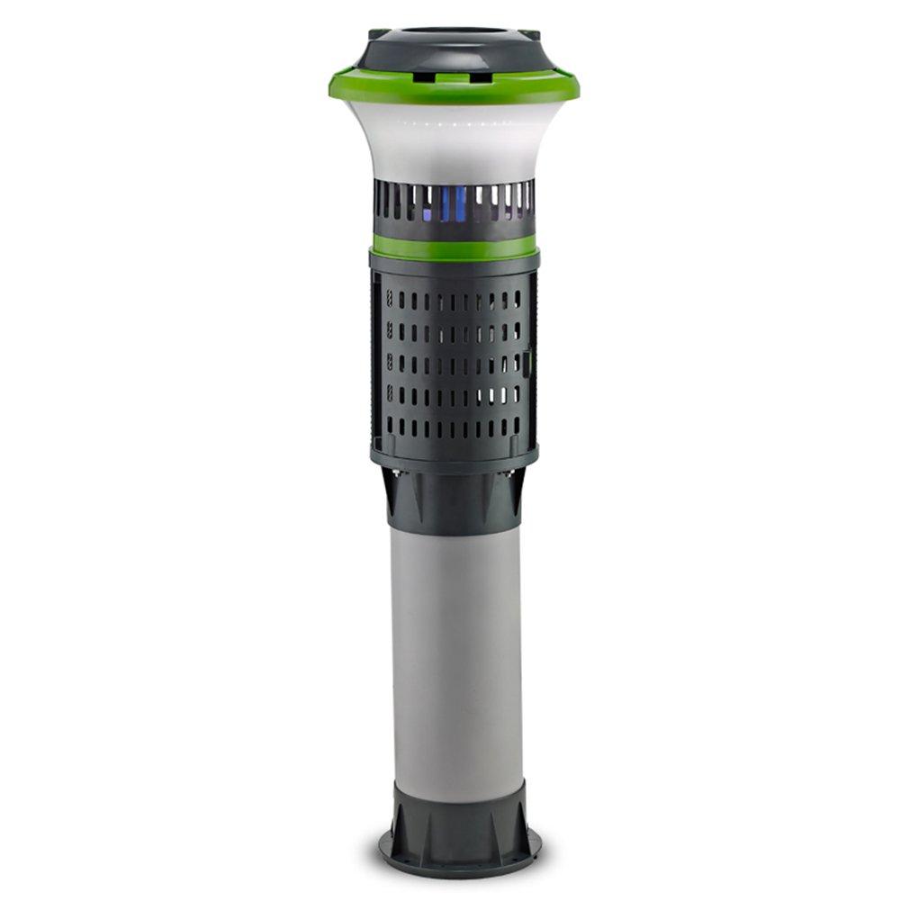 LIQICAI 蚊ランプ殺虫灯 抗酸化プラスチック UV 防水 フライトラップ ソケット110V ハンギングチェーンフレーム/スタンドフレーム、 ホテル、ゴルフ場、公園の場合 B07DDKHH2V