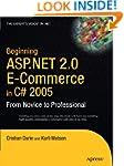 Beginning ASP .NET 2.0 E-Commerce in...