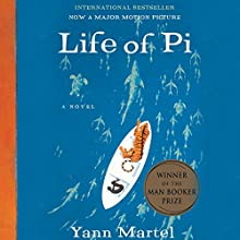 Life of Pi Audiobook by Yann Martel Narrated by Vikas Adam