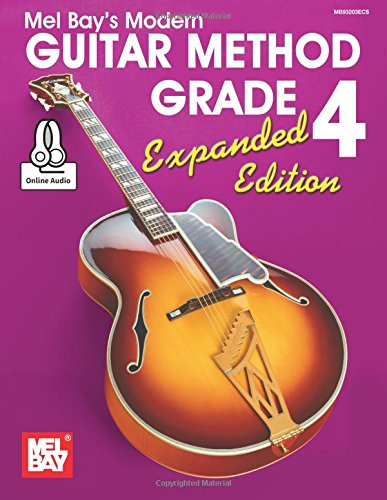 Modern Guitar Method Grade 4, Expanded Edition
