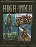 Gurps High-Tech, Hans-Christian Vortisch, Shawn Fisher, 1556347707