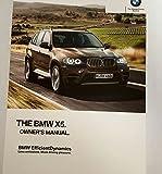 2012 BMW X5 35i 50i 35d xDrive X5M X6 35i 50i xDrive X6M OEM Owner's Manual