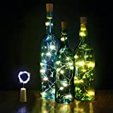 Diy Painting Kitchen Cabinets Innozon Wine Bottle Light Cork Lights 4.26ft/1.3m 15 LEDs Copper Wire Starry String Light for Bottle DIY and Party, Christmas, Halloween, Dcor, Xmas Gift, 3 Pack, Pure White