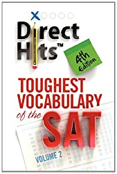 Direct Hits Toughest Vocabulary of the SAT: 4th Edition: 2