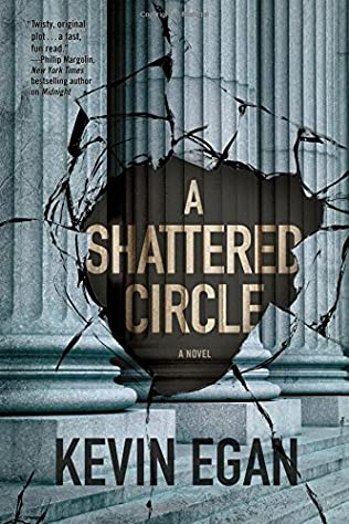 book cover of A Shattered Circle