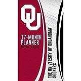 Oklahoma Sooners 2020 Monthly Calendar