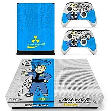 Thtb Xbox One Slim 2 Controller Aufkleber Schutzfolien Set