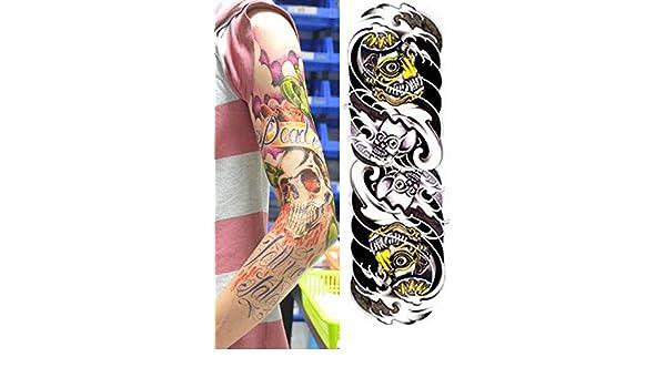 Cuerpo de klebbare temporales tatuaje Tattoo Pegatinas ...