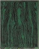 Ridgecrest Green Woodgrain Finish Composite Wood