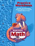 Harcourt Math, Harcourt School Publishers Staff, 0153364750